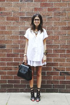 leandra medine style - man repeller - current obsession!