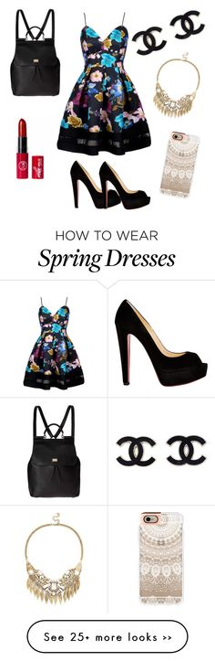 """Spring Outfit #2"" by rubyandsapphire on Polyvore"