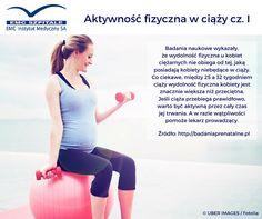 Ćwiczenia w ciąży? tak! #ciaza #sport #aktywnosc #fitness #zdrowie #badania #zdrowie #medycyna #emc
