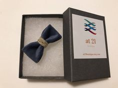 A personal favorite from my Etsy shop https://www.etsy.com/listing/508152282/bow-tie-lapel-pin-boutonniere-bow-tie