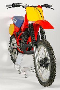 338 Fantastiche Immagini Su Moto Da Cross Anni 70 80 Nel