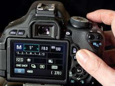How to set up your camera to photograph the city at night manual exposure mode