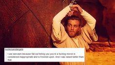 star wars text post | Tumblr