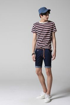 Image result for korean men fashion shorts