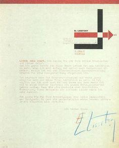 El Lissitzky, Moscow, 1924  @WMGallery   via @tonyplcc