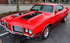 Olds 442 from Jerry's