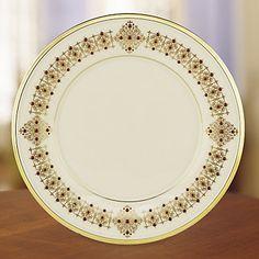 Eternal� Accent Plate by Lenox #lenoxweddingcolors