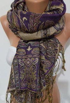 Gorgeous Scarf / Shawl  Elegant  Scarf / Shawl  Super by womann, $25.00