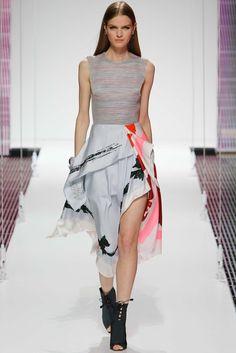 visual optimism; fashion editorials, shows, campaigns & more!: christian dior resort 2015 new york