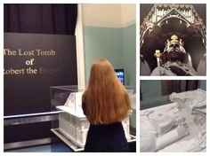 The Lost Tomb of King Robert the Bruce Exhibition