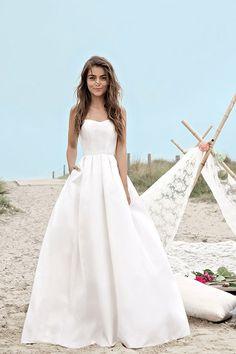 Fabienne Alagama  2017 - Gabriel wedding dress
