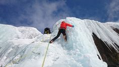 Why is Training Necessary For ICE Climbing in New York?
