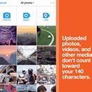 Los elementos multimedia ya no cuentan en el límite de caracteres en Twitter  Weibo y otras redes de microblogging pueden estar tranquilas ya que Twitter seguirá manteniendo los 140 caracteres máximos en los tweets, aunque eso sí, desde hoy ya no se tendrán en cuenta para dicho límite las fotografías, los vídeos, las animaciones GIFs, las encuestas o las citas de tweets…