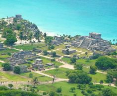 Tulum. One of the coolest places I have been.