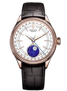 Baselworld 2017: Rolex Cellini Moonphase Watch
