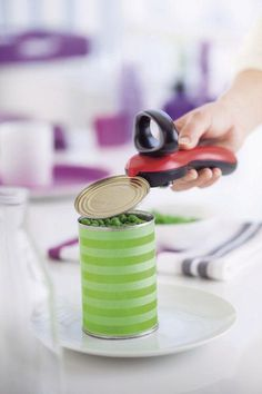 A can opener that is safe for you and your children!