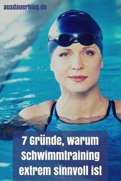 Schwimmen ist der perfekte Ausgleichssport.