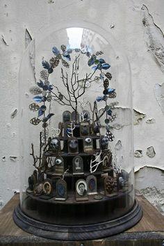 Bell Jar Composition
