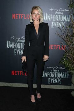 Kelly Ripa at the Lemony Snicket's A Series of Unfortunate Events Premiere in New York-1
