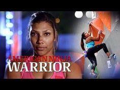 Meagan Martin, American Ninja Warrior– Gnarly Nutrition #americanninjawarrior #climbing