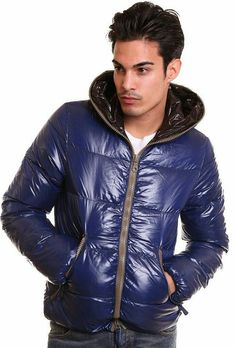 Pvc Raincoat, Eye Candy, Overalls, Kicks, Purple, Blue, Winter Jackets, Mens Fashion, Guys