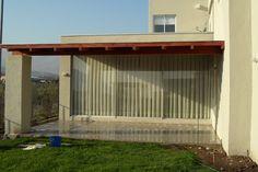 PERGOLAS Y QUINCHOS Backyard Kitchen, Outdoor Kitchen Design, Patio Design, Backyard Patio, Outdoor Living, Outdoor Decor, Bbq, Garage Doors, Home Decor