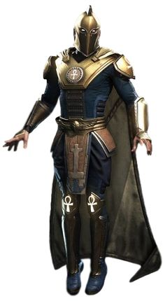 Doctor Fate - Transparent Background! by Camo-Flauge