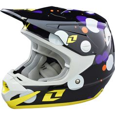 Dirt Bike One Industries 2015 Youth Atom Helmet With MIPS - Fizzle | MotoSport