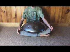 Highly resonant, handmade 9 note Handpan for sale in the scale of D Integral: and With hanging / carry bag included. Drums For Sale, D Minor, Carry Bag, Free Delivery, A3, Scale, Note, Videos, Check