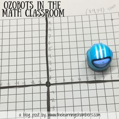 Ozobots are a great way to integrate STEM challenges into your classroom. They are easy to program and have four different levels...