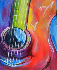 kimberly santiago art: Paint Life Grand
