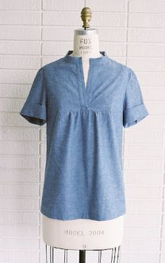 verykerryberry: Tova Sew Along- Post 3: Cutting/Alterations Part Two