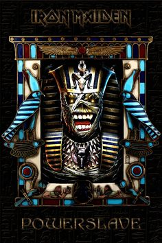 Powerslave by Crusader Art.