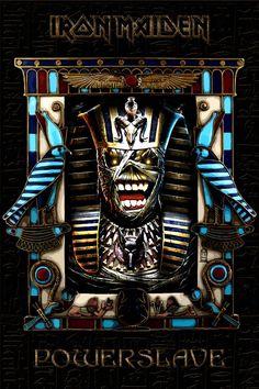 Powerslave by Crusader Art.