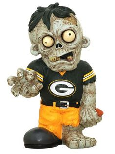 NFL Philadelphia Eagles Pro Team Zombie Figurine: Forever Collectibles Team Zombie figure is cool and a fun way to display your team spirit. He's back from the dead to help you beat your opponent. An officially licensed product. Cincinnati Bengals, Pittsburgh Steelers, Indianapolis Colts, Dallas Cowboys, Denver Broncos, Broncos Fans, Chicago Bears, Zombie Gifts, Missouri Tigers