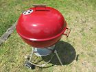 Weber Barbecue RED 57cm Charcoal BBQ Gas Conversion Kit RRP$468