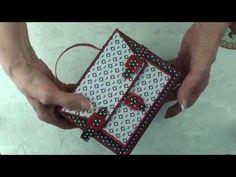 140 - mini bag with album - YouTube