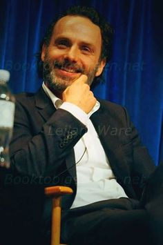 Pin by mary kay on andrew lincoln pinterest rick grimes andy he has the best smile altavistaventures Image collections