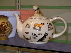 Dog Tea Pot