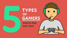 A recent study investigated the different types of gamers and identified which ones may be at-risk of video game addiction and which ones are not. Do you kno. Gamer's Guide, Video Game Addiction, Typing Games, Which One Are You, Investigations, Type