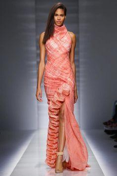 Paris Couture Fashion Week: Vionnet F/W14 Collection  #Couture