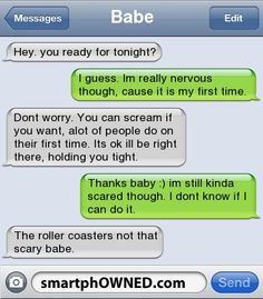 Page 23 - Relationships - Autocorrect Fails and Funny Text Messages - SmartphOWNED
