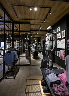 Vero Moda Flagship Store at Königstrasse by Riis-Retail, Stuttgart – Germany