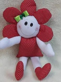Amazing Home Sewing Crafts Ideas. Incredible Home Sewing Crafts Ideas. Sewing Toys, Sewing Crafts, Sewing Projects, Doll Crafts, Diy Doll, Fabric Toys, Fabric Crafts, Doll Patterns Free, How To Make Toys
