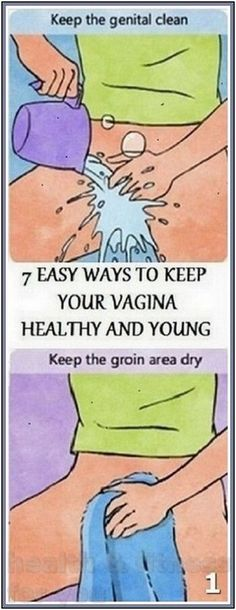 Easy Steps To Keep Your Vagina Healthy And Young | 238 health and fitness