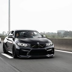 BMW F87 M2 black Bmw M2, Classy Cars, Car Wallpapers, Custom Cars, Cars And Motorcycles, Dream Cars, Automobile, Bike, Vehicles
