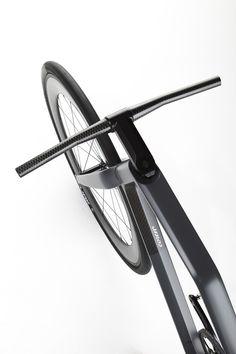 Ubc made Carbon Bike