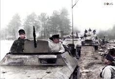 Mittlere Schutzenpanzerwagen (3t) Sd Kfz 251 of 16. Panzer-Division; Ukraine, 1944