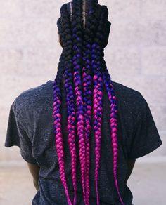 purple x pink