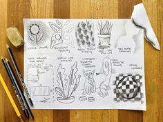 What To Do When You've Only Got a Pencil and Paper - The Art of Education University Texture Art Projects, Paper Art Projects, Drawing Projects, Torn Paper, Pencil And Paper, Pencil Art, High School Art, Middle School Art, Pencil Texture